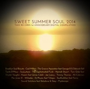 TGEE Records -Sweet Summer Soul 2014