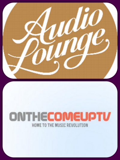 AudioLounge & OTCUPTV logos