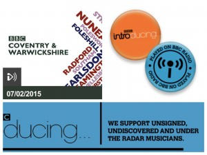 BBC Introducing 7-2-2015